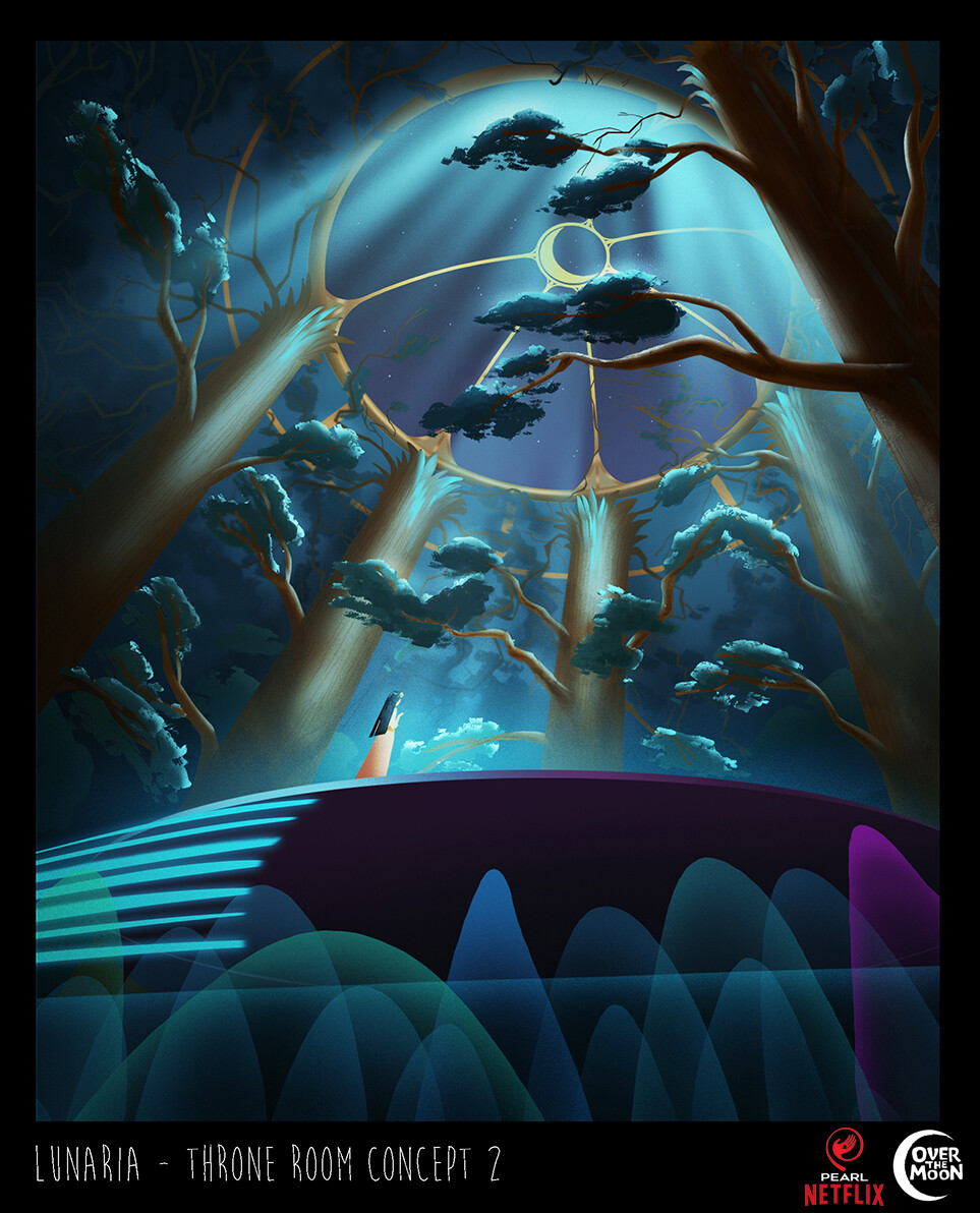 Throne Room - exploration concept