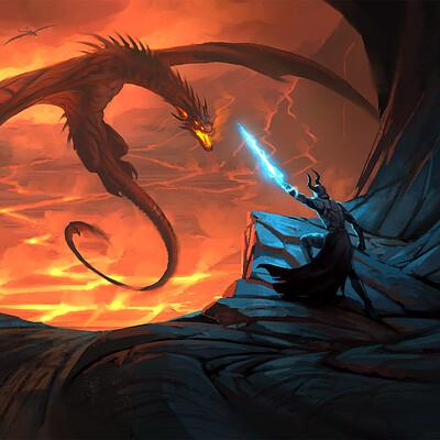 Eben schumacher dragonlord preview