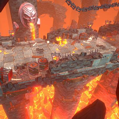 Chema samaniego dungeon 1