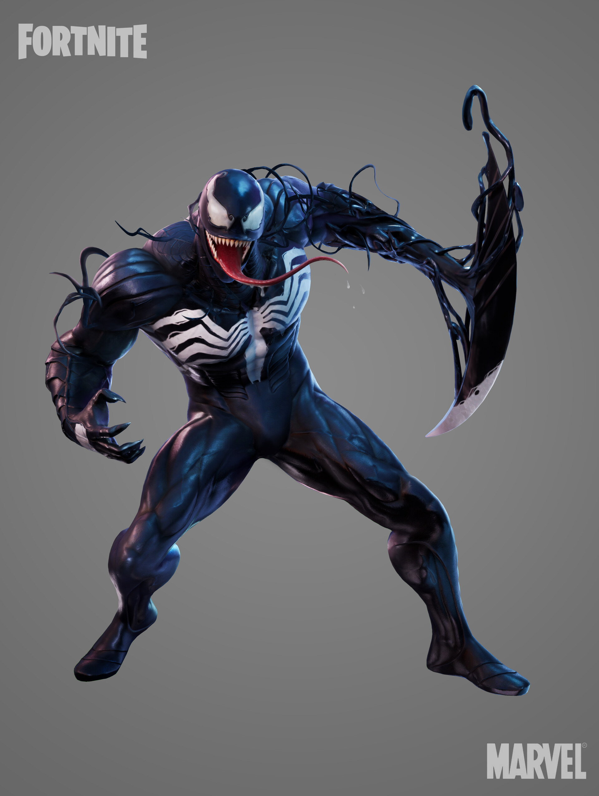 Artstation Fortnite Venom Justin Holt Season 4 continues to roll along, and epic is celebrating the tail end of its marvel collaboration with how to get the fortnite venom skin (for free). artstation fortnite venom justin holt