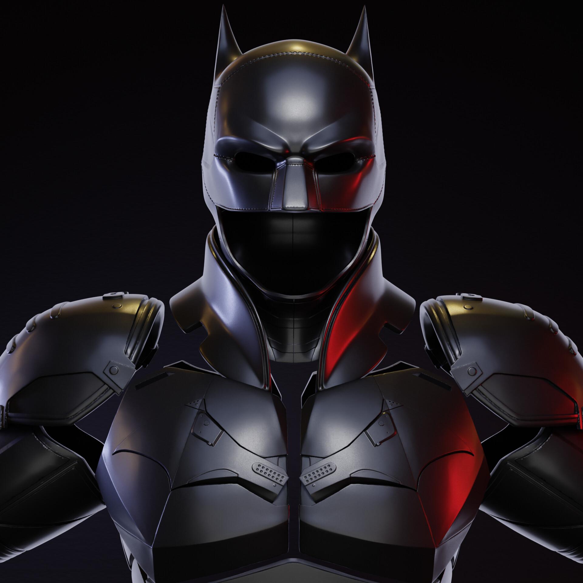 3D printed Batman 2021 Battison Batarang Trailer Inspired Prop Utility Robert Pattinson