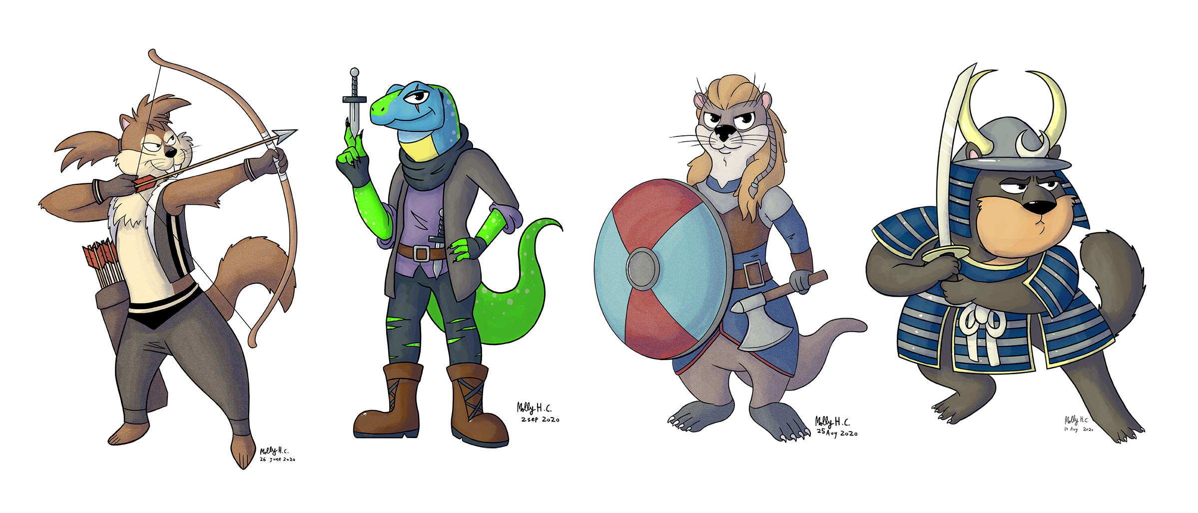 Protaginist Designs   Created for the boardgame King's Trial by Laughing Hyena Games.  (www.laughinghyenagames.com)  © 2020