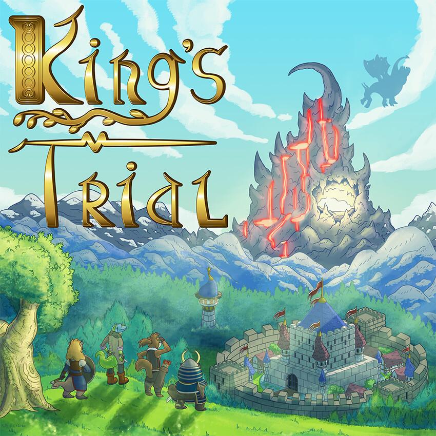 King's Trial: Box Art (2020)