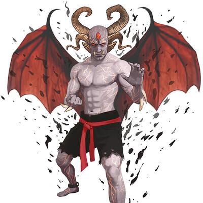 Sam k heihachi devil