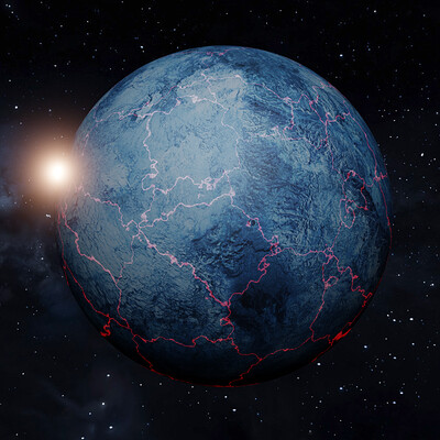 Alex planet