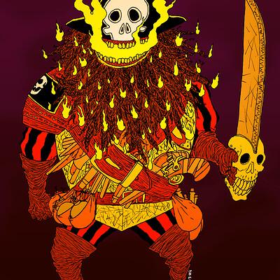 Ben evans blackbeard 1
