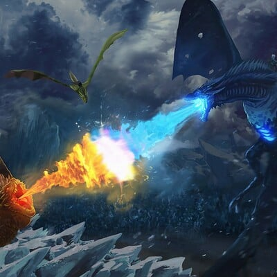 Sam k gotbattle of ice and fire small