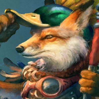 Zsolt kosa fox adventurer final copy