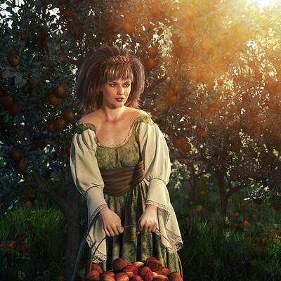 Lizzie prusaczyk d9s co autumn harvest
