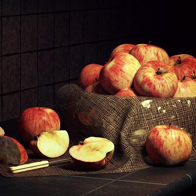 Lizzie prusaczyk d9s co fresh apples