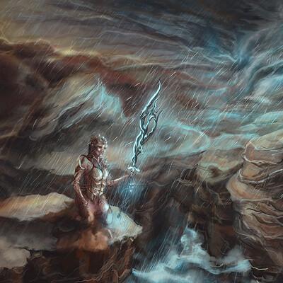 Tremani sutcliffe battle of storms
