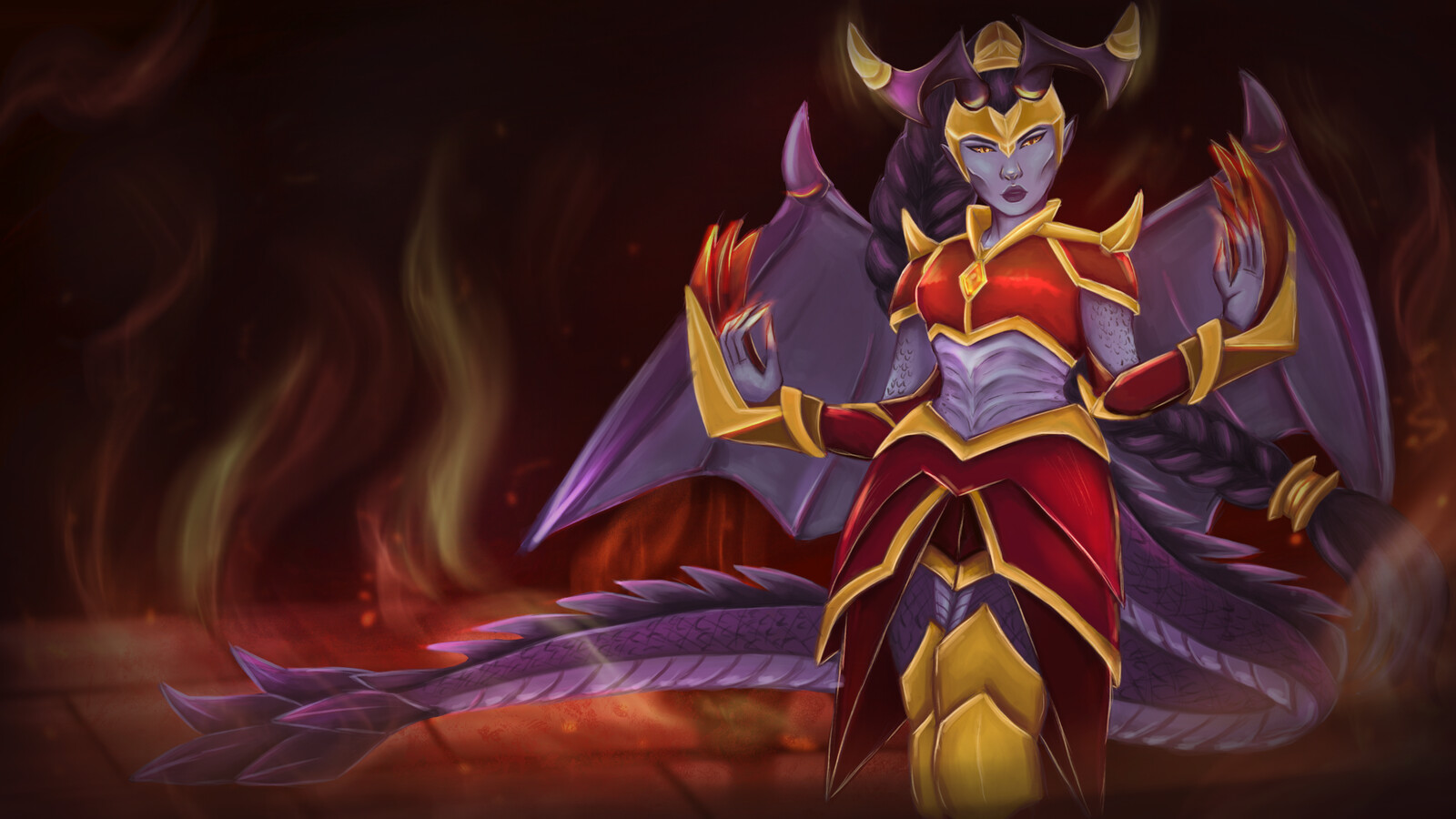 Visual Graphical Upgrade Project | Shyvana