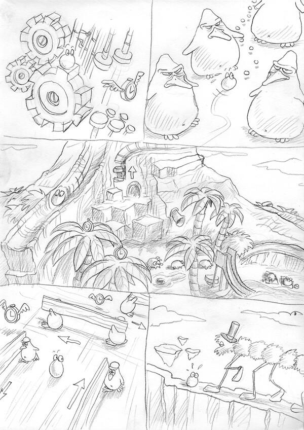 Concept sketch #1