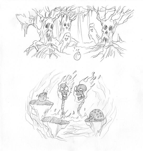 Concept sketch #2