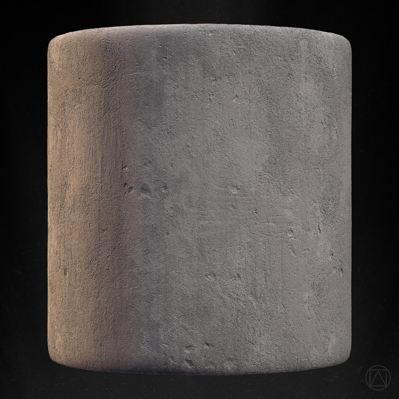 100% Substance Designer, rendered in Marmoset Toolbag 3.