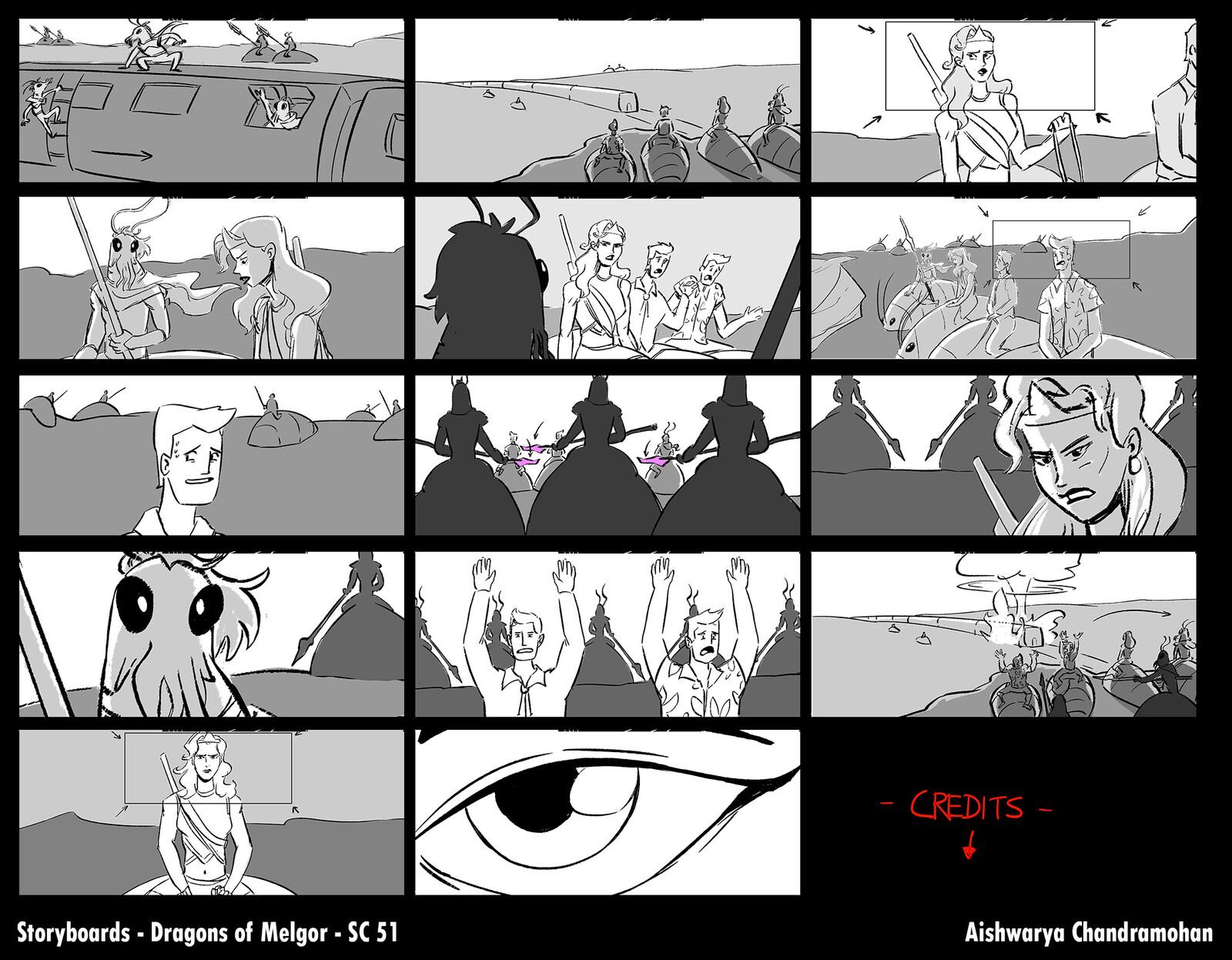 Dragons of Melgor - Scene 51