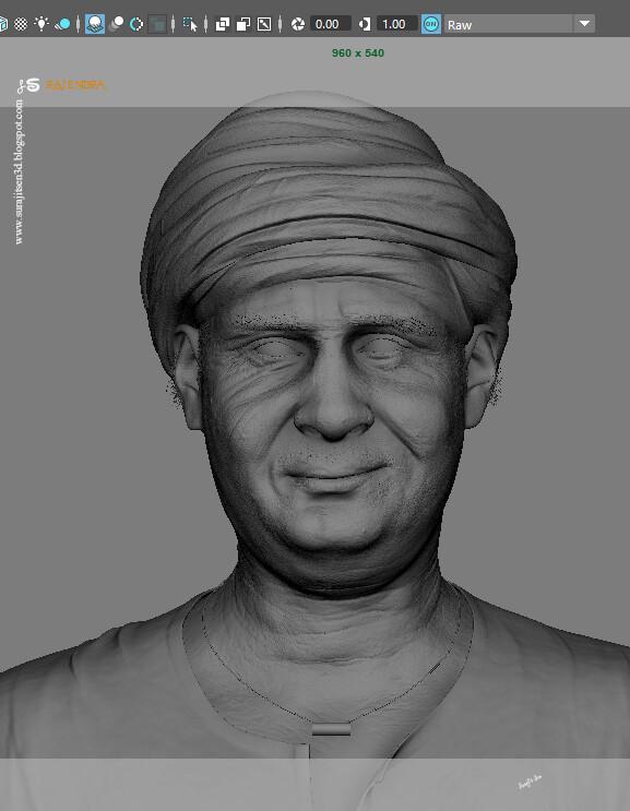 Rajendra CG Character My weekend R&D work. Background music- #hanszimmermusic
