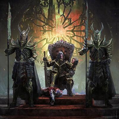 Nino is wraithborn album cover ld