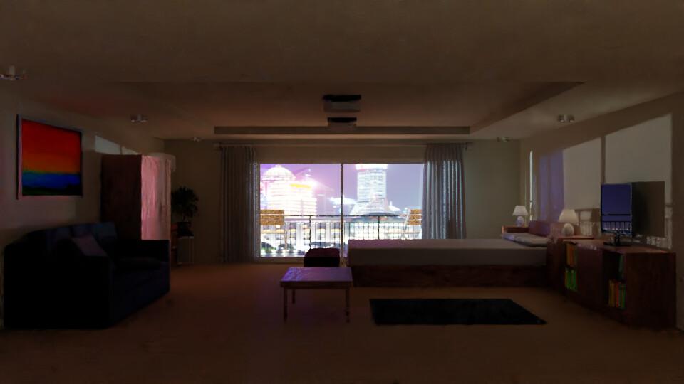 Bed Room 4 - Light Off