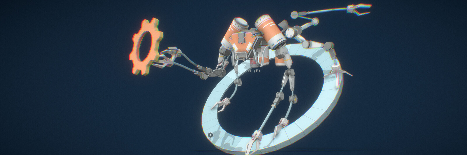 A more lively and interesting robot