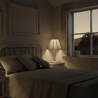 Darryl dias evening bedroom lighting 000