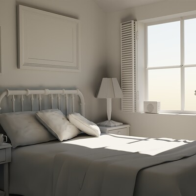Darryl dias daytime bedroom lighting 000