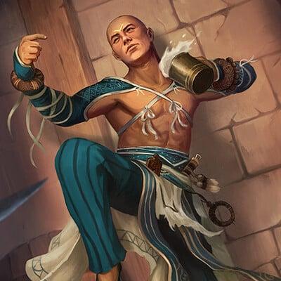 Gunship revolution monk archer final
