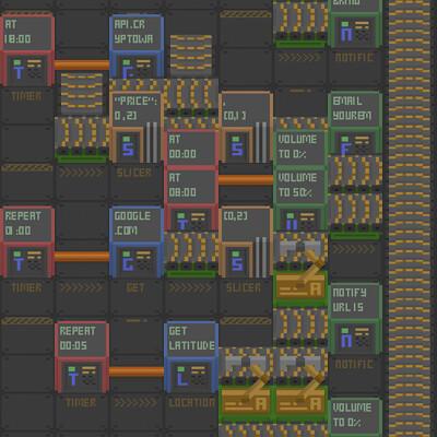 Apseren industries automata