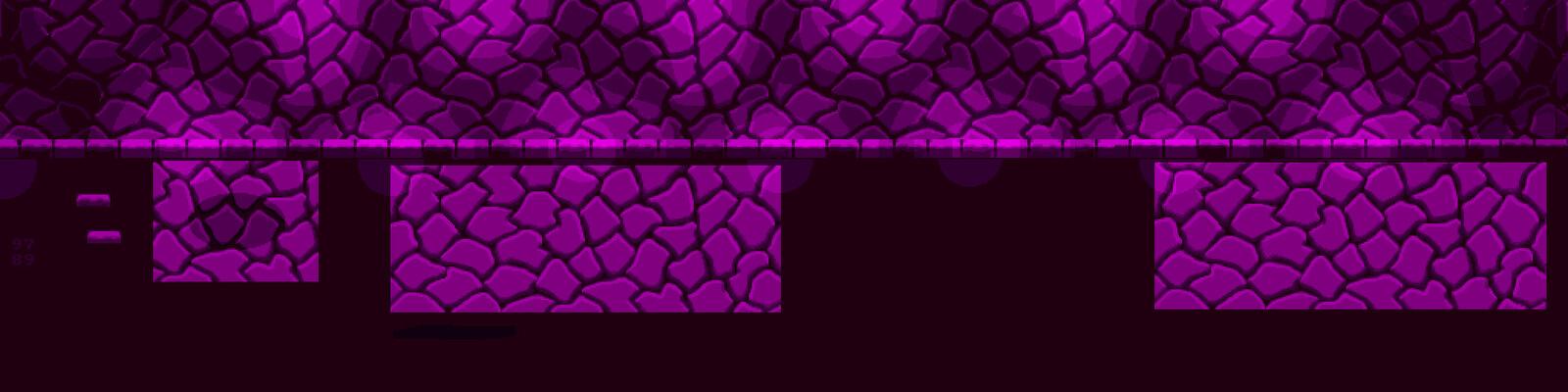 Floor texture to treasure chamber