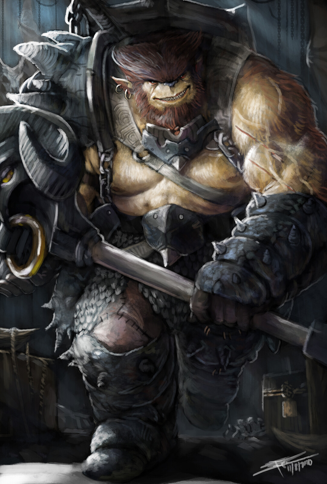 Bugbear Fighter