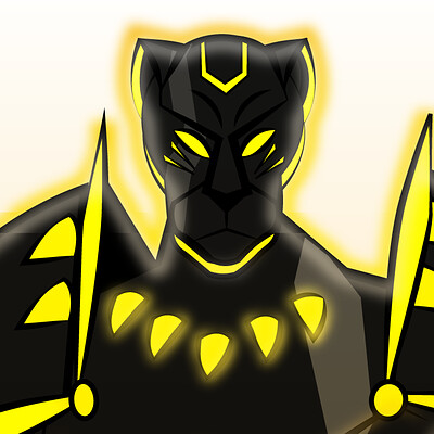 Larry springfield jr the black panther