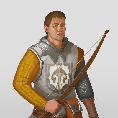 Nikita kapitunov archers final