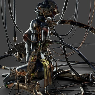 Pascal deraed cyborg color
