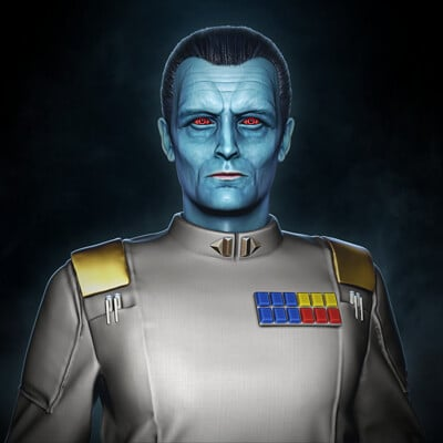 Jeff dronkers thrawn final