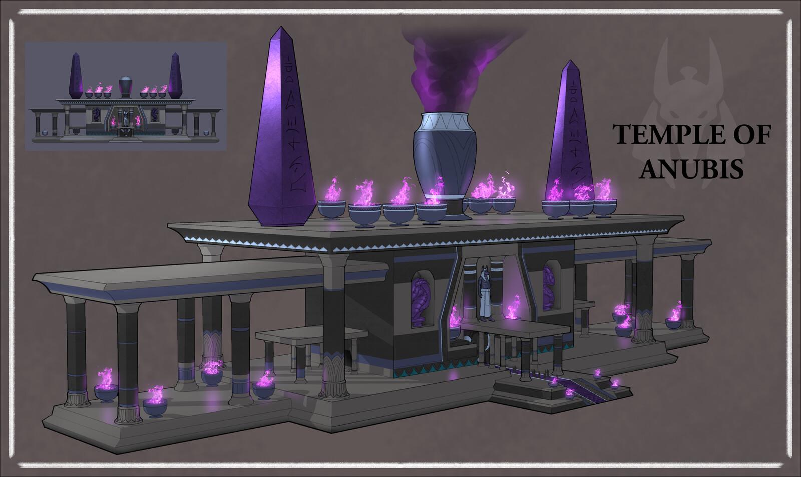Temple Concepts