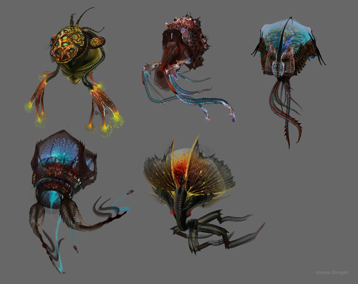Creature Concepts
