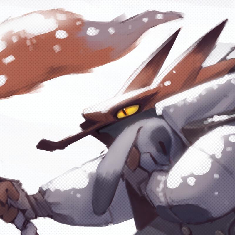 Character Design Challenge - Nov - Fox Adventurer