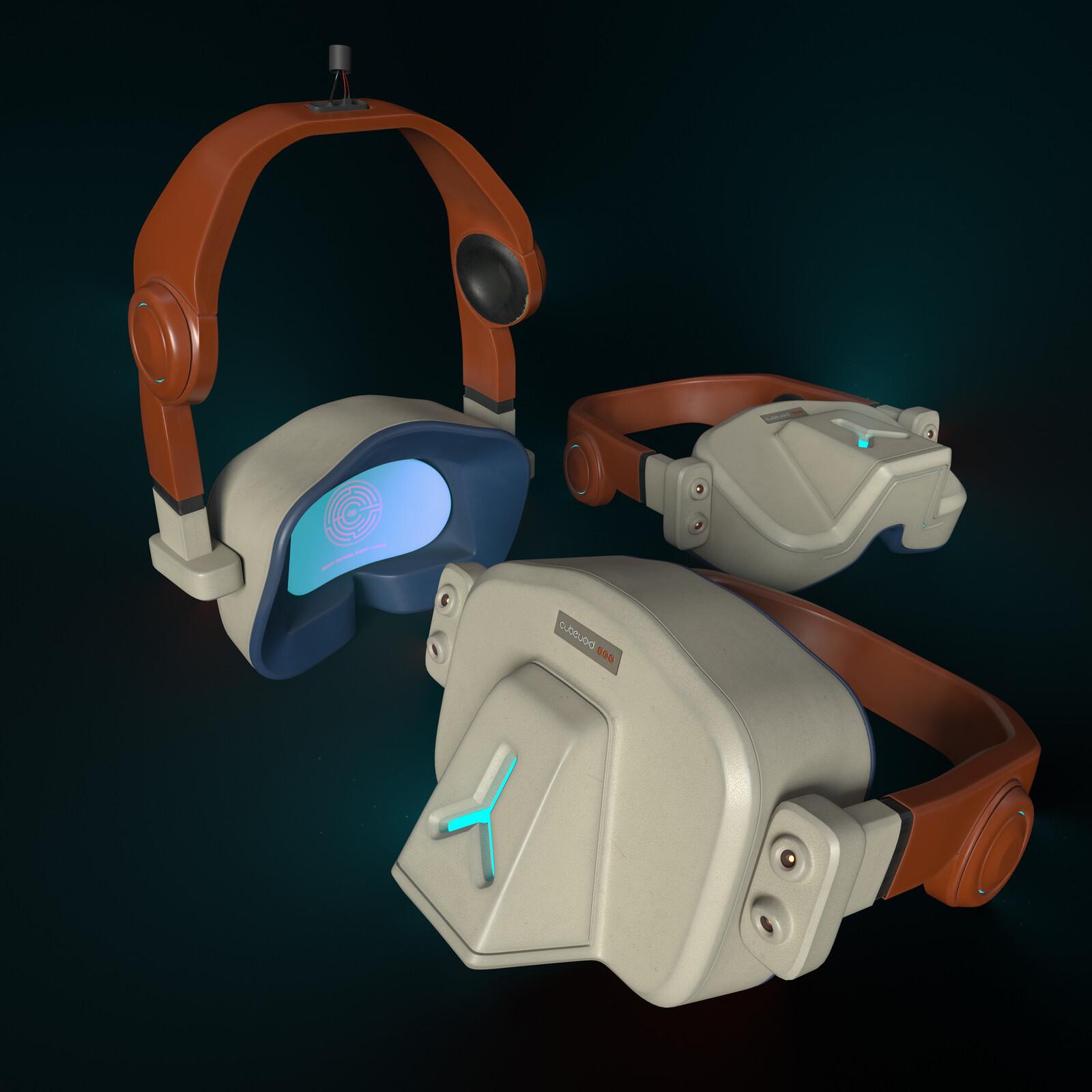 Virtual Reality Concept design