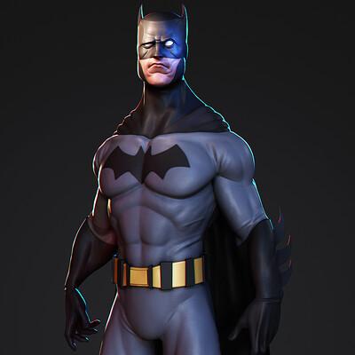 Yan sculpts batman c01