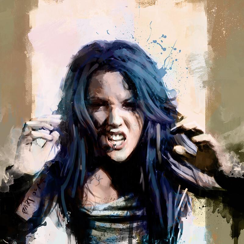 Alissa White-Gluz portrait