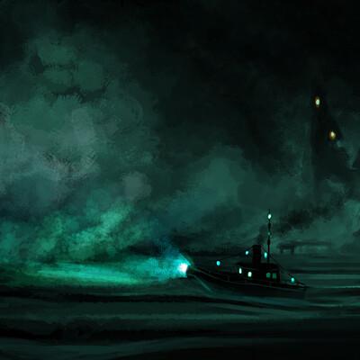 K romanova sunless sea fogbank