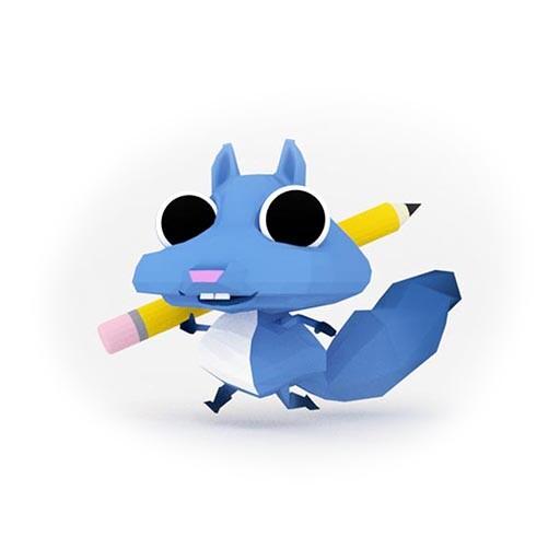 Kurre, 3D character design