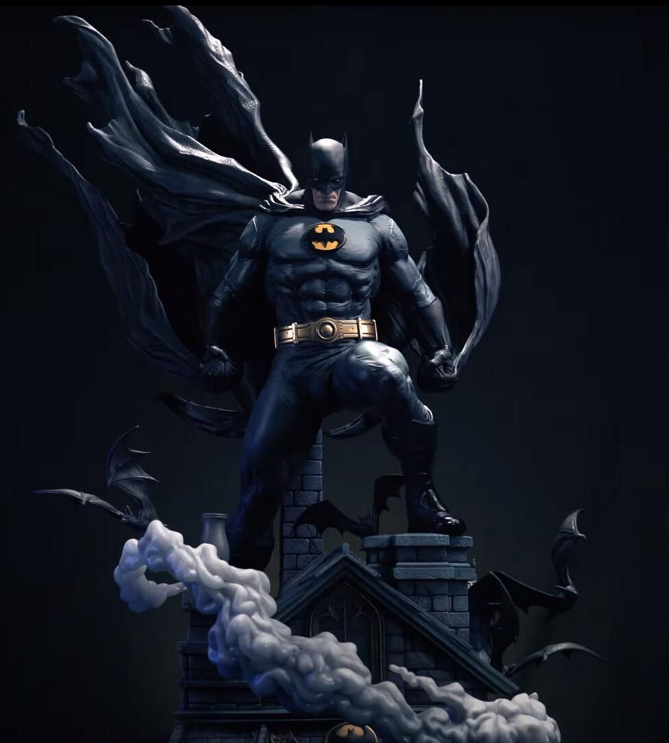 Prime 1 Studio - Batman (Jason Fabok) 1:3 Scale