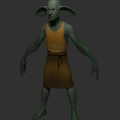 Shaun kessler goblin render 2