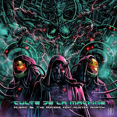 Atom cyber culte machine
