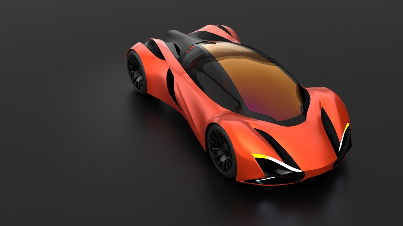 Automotive Concept 2