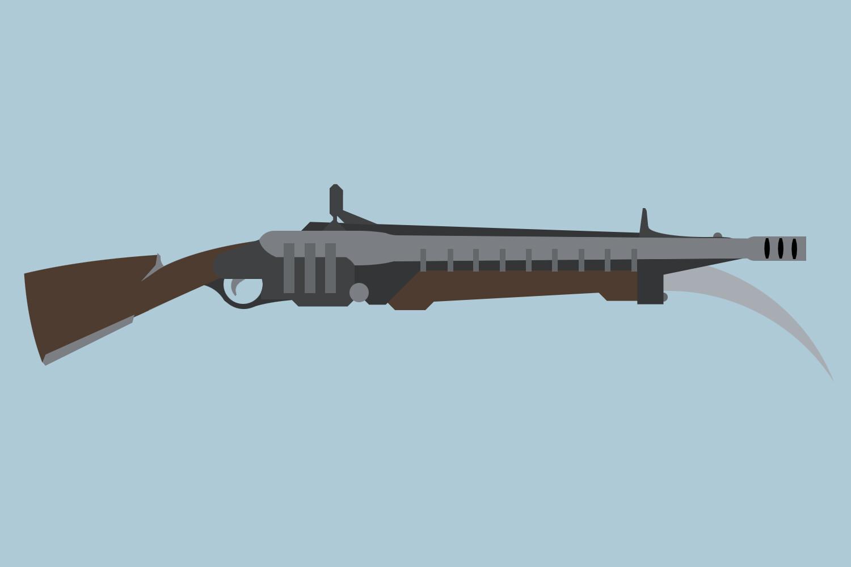 Rifle - Rough