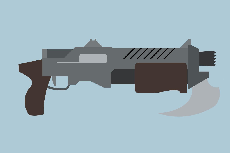 Shotgun - Rough
