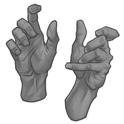 Austin degroot hands