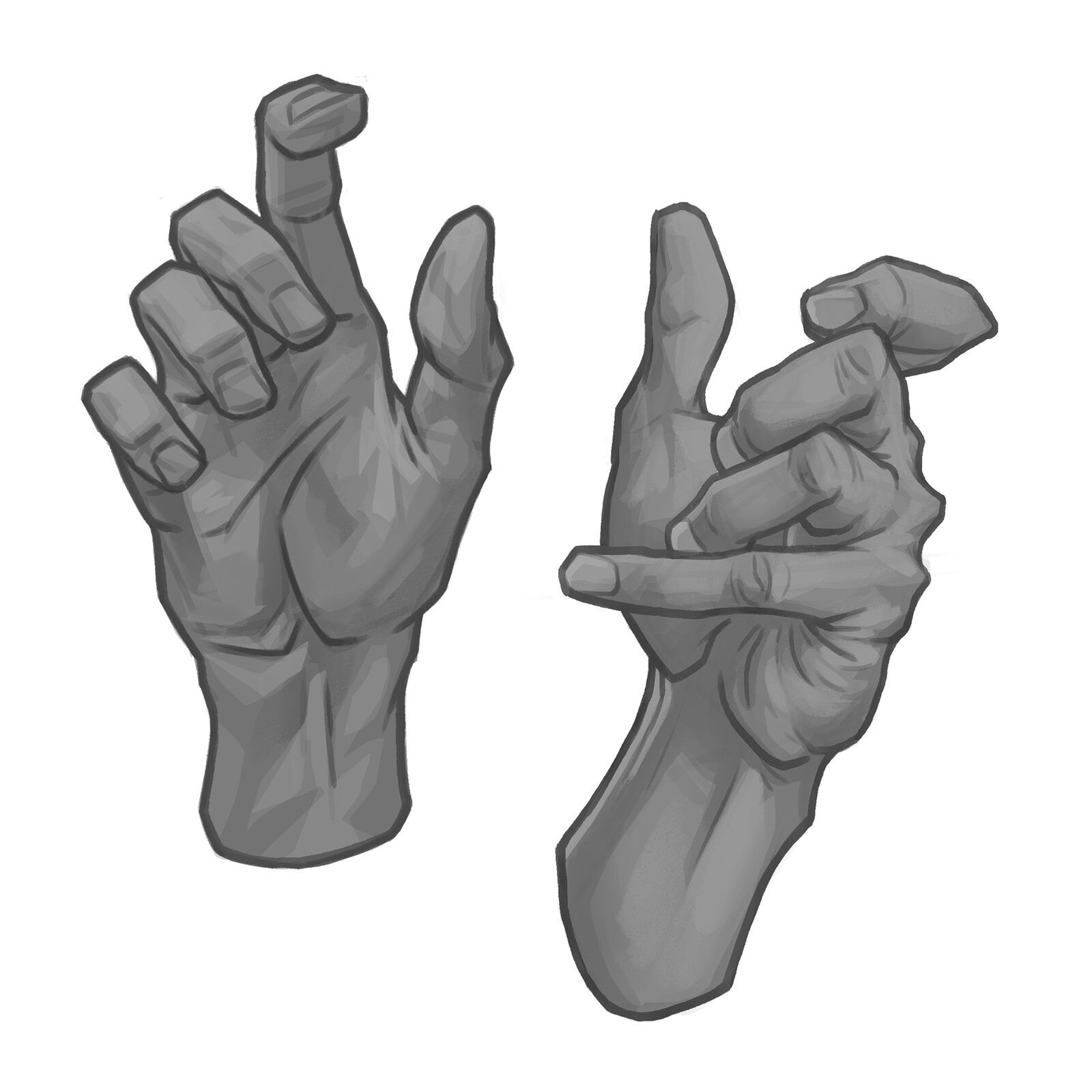 Hand Sketches (Gumroad Tutorial)
